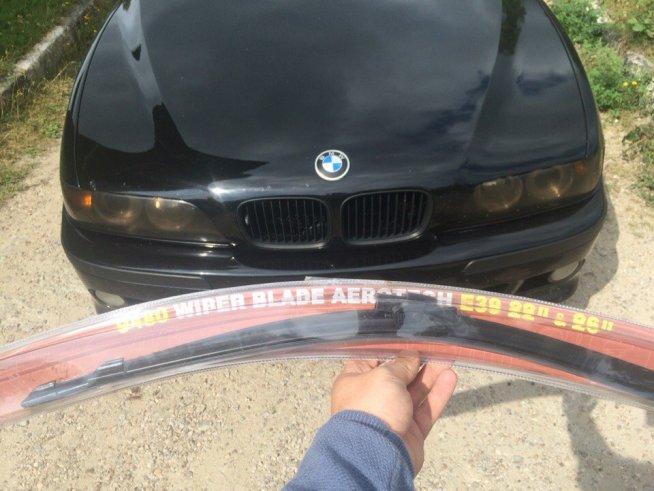 Безкаркасні щітки бмв Е39 - Клуб власників BMW 5 серії в Росії