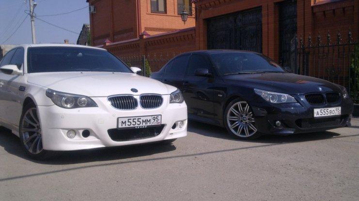 BMW M5 HAMANN M E60 | DRIVE2