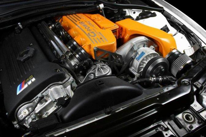 двигуна BMW M3 E46 від G-Power
