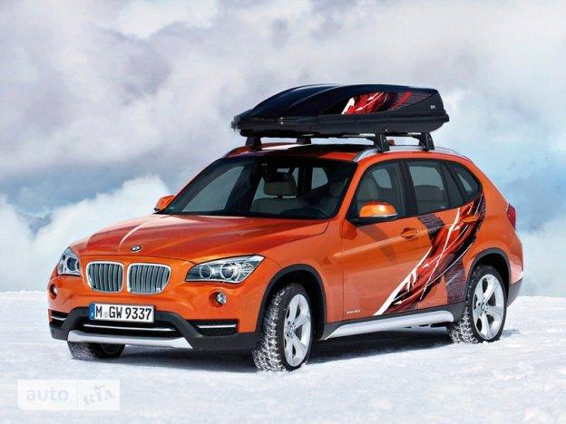Новое авто БМВ X1 (BMW X1), 25i (231 л.с.) xDrive 2016 г.в., Цена