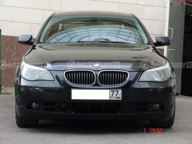 Отзыв владельца BMW 5 Series (БМВ 5-Серия) 2003 г