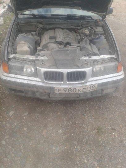Продаётся авто БМВ 3 серии 1998 в Усть-Абакане, Продам бмв