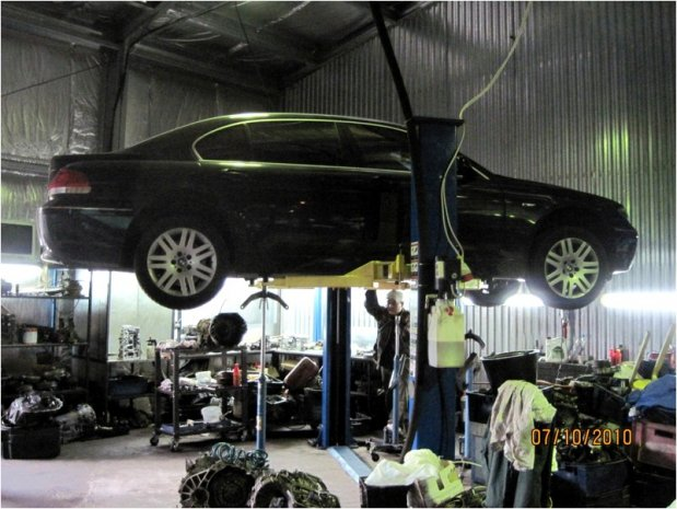 Ремонт АКПП БМВ, BMW, БМВ X5, BMW X5, ремонт акпп zf