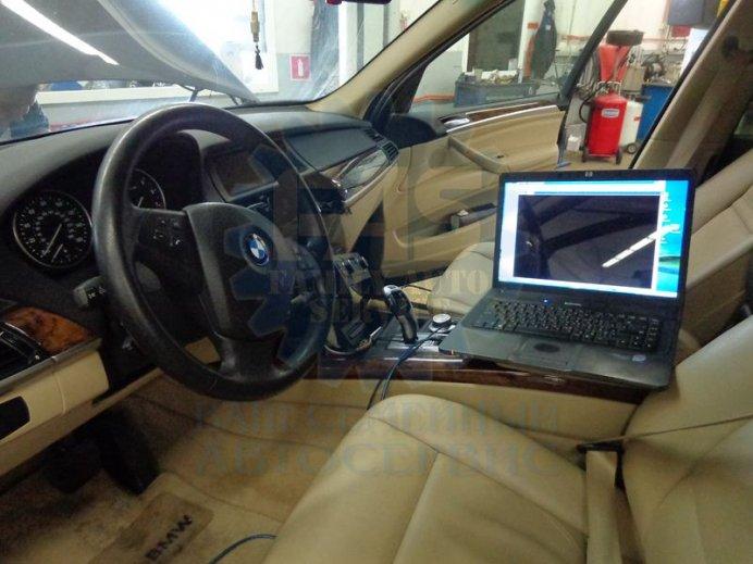 Ремонт ЕБУ BMW X5: блок управління клімат-контролю, ремонт