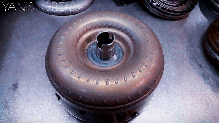 Ремонт і заміна гідротрансформатора АКПП від техцентр «Yanis Grek»