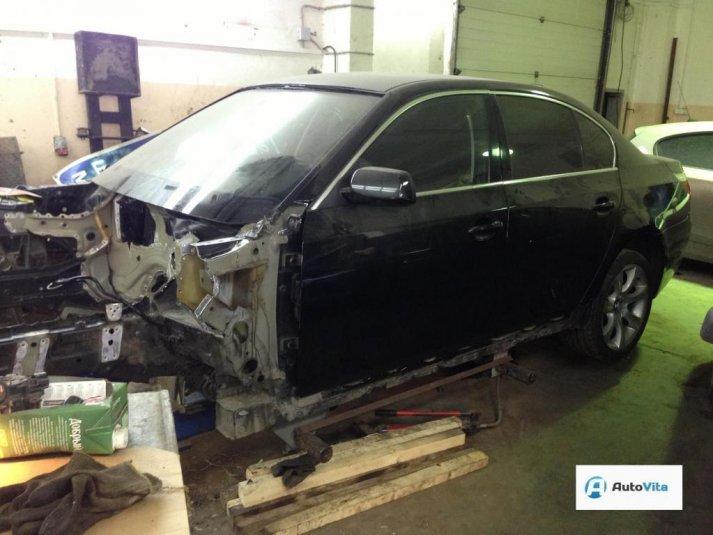 Ремонт після аварії |  AutoVita