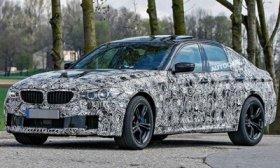 BMW вивела на завершальні тести M5 нового покоління