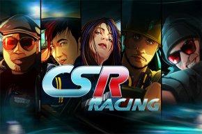 CSR Racing.  Стань найшвидшим гонщиком