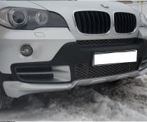 .Накладка переднього бампера BMW X5 Е70