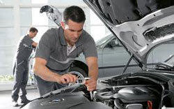 ремонт двигуна BMW