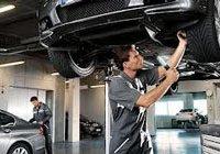 ремонт підвіски BMW